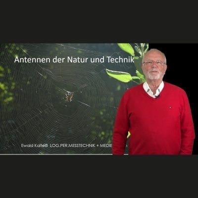 Vortrag Antennen der Natur und der Technik