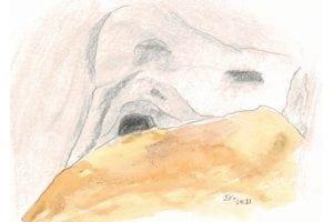 Die Höhle im Schwarzenberg